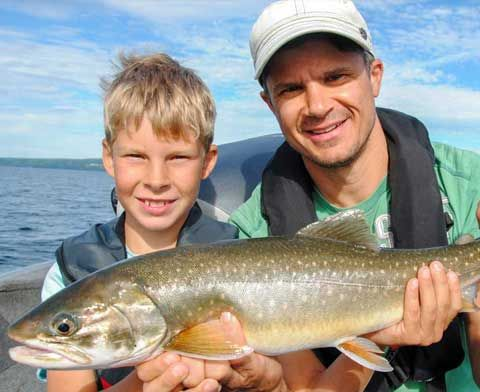 Guided Fishing Tour - click on the picture to come to the recommendation