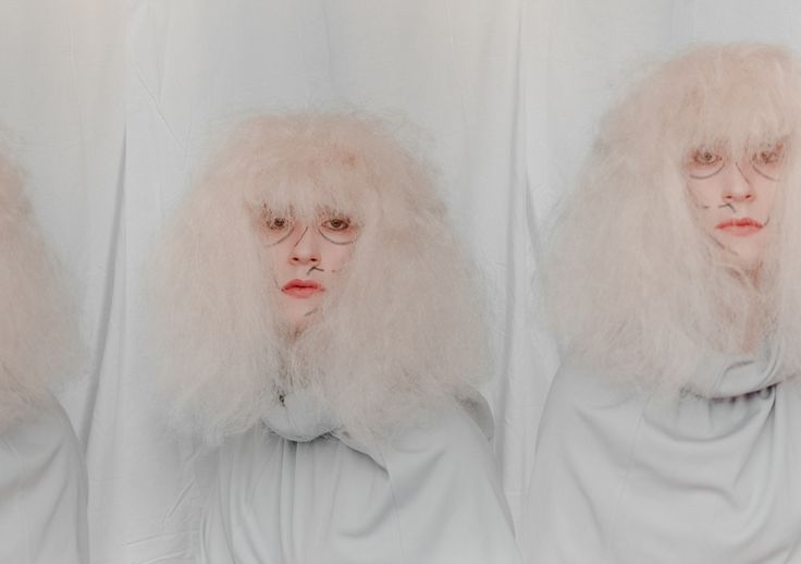 Patty Owens to Yohji Yamamoto / Fashion Photography / Gender Queer / Trasvestim / Malesoulmakeup