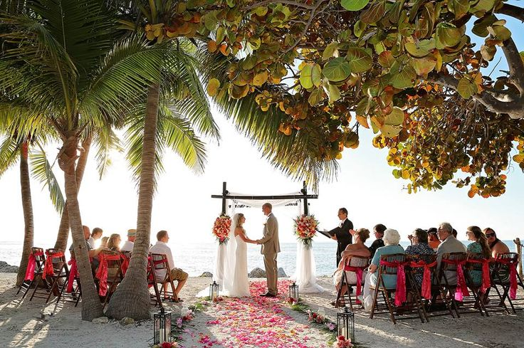 Key West wedding. Tropical wedding. Say yes in Key West.