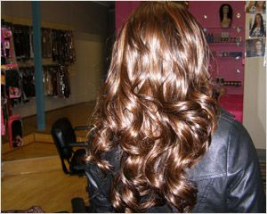 Lavadene Hair Extensions has over 10 years experience in applying hair extensions in Sydney. We apply hair extensions in a variety of methods to suit every hair need.