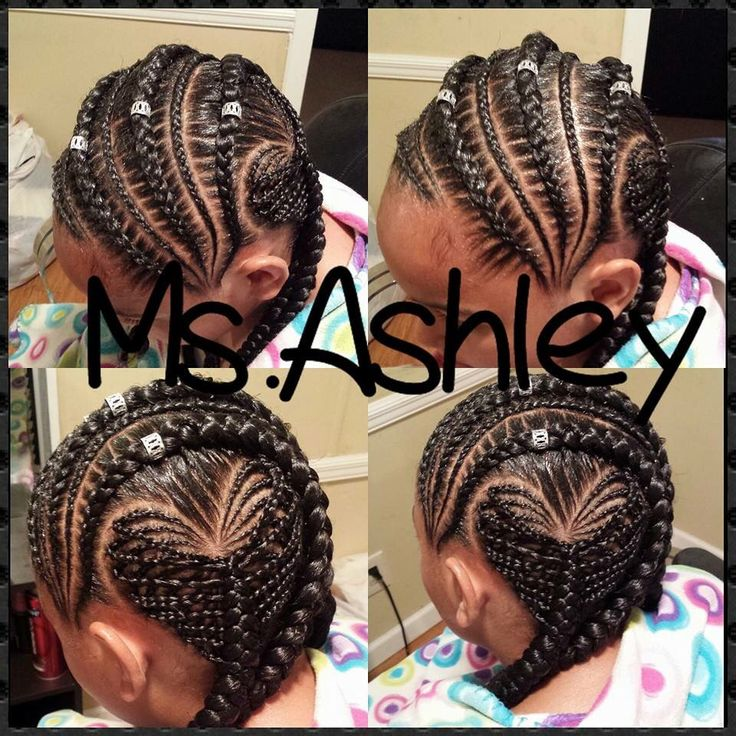 Swell 1000 Images About Creative Hairstyles For Children On Pinterest Short Hairstyles For Black Women Fulllsitofus