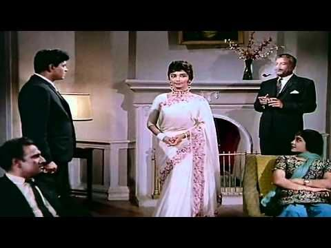 ▶ Aji Rooth Kar Ab Kahan Jaiyega - Lata - Arzoo (1965) - HD - YouTube