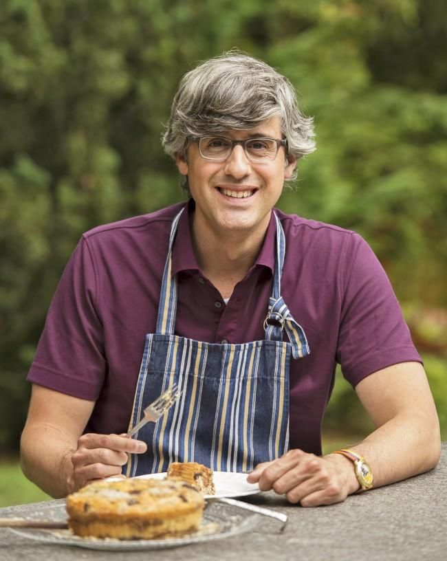 Mo Rocca Food Network