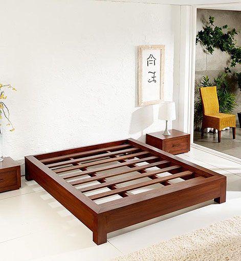 base cama japon 150 dormitorio en 2019 base cama madera bases de cama y camas en madera. Black Bedroom Furniture Sets. Home Design Ideas