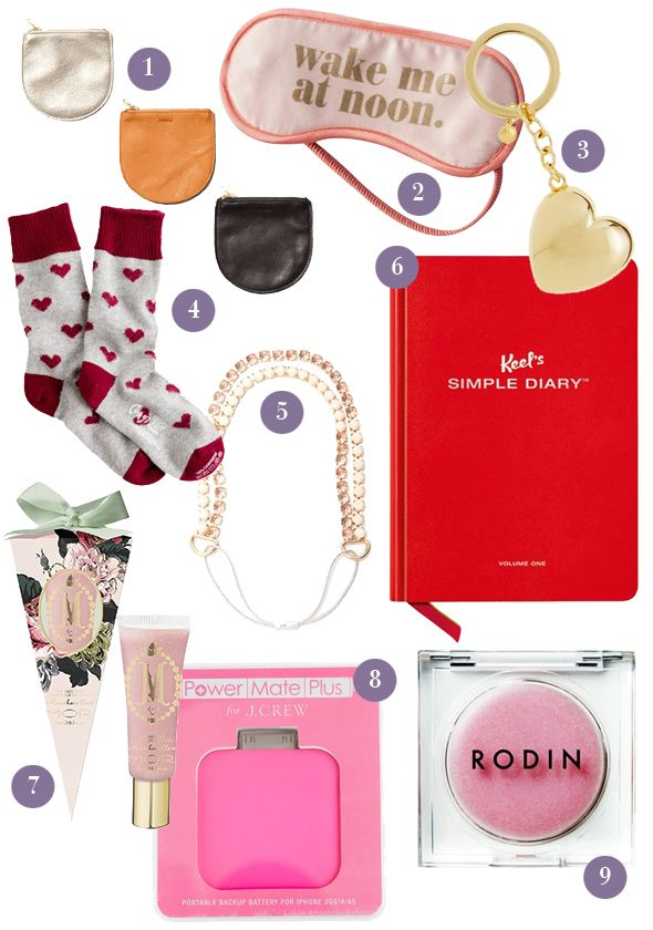 Xmas Ideas For Her Part - 22: Stocking Stuffers For Her