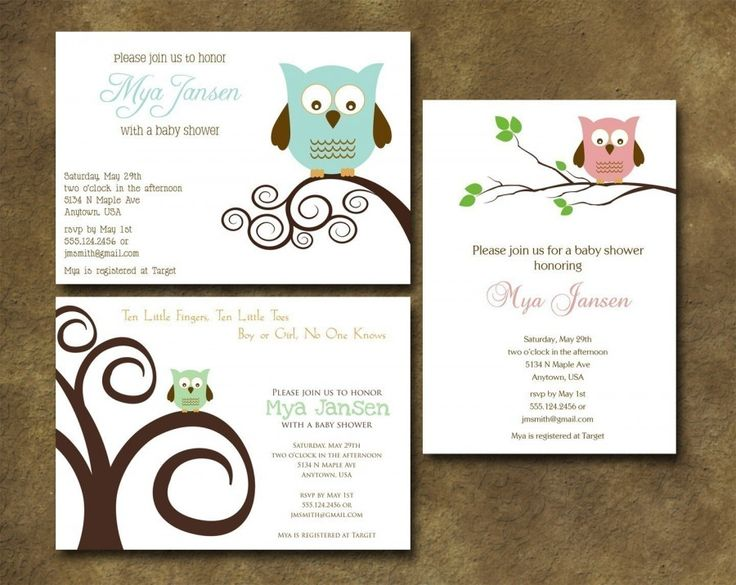 simple baby shower invitation templates with cartoon crane animal art