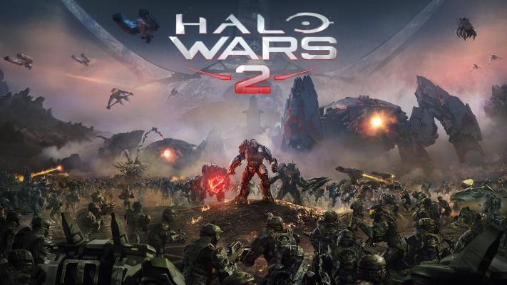 #XboxOne game #HaloWars2 released in #2017. Halo Wars 2 is a new strategy game packed with new brand #HaloStory.