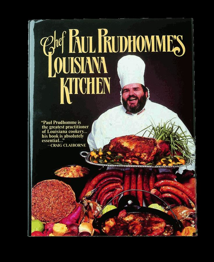 Paul Prudhomme Louisiana Kitchen Recipes