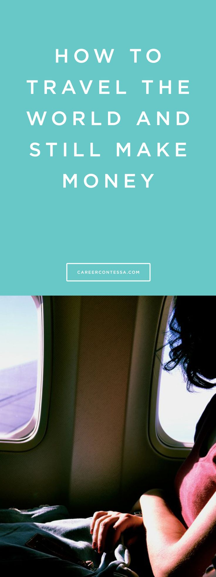 How To Make A Living While Youu0027re Traveling. Sometimes, Working On The
