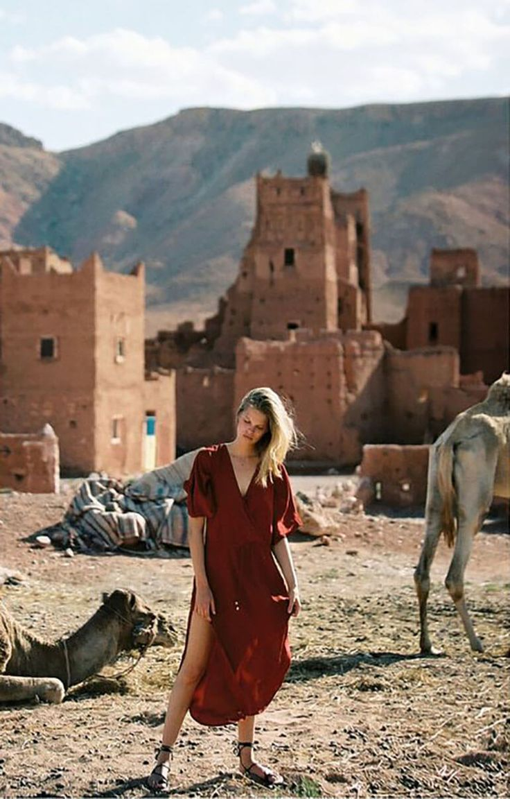 Take a trip to Morocco with Faithfull the Brand
