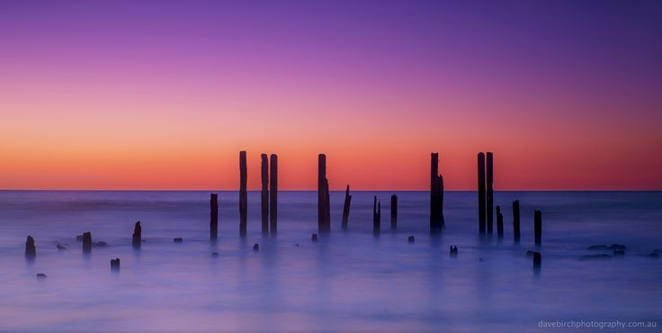 Sticks on Sunset by Dave Birch on 500px