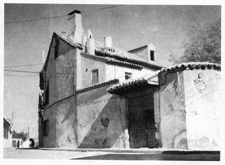 La casa. Casa de don Alonso Quijada de Salazar (1560 - 1604), en Esquivias