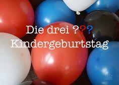 Drei Fragezeichen Kindergeburtstag: Ideen für eine spannende Geburtstagsparty, Dekoration, Fingerabdrücke, Detektivrätsel