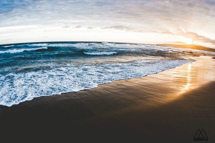 Beach in torquay Australia