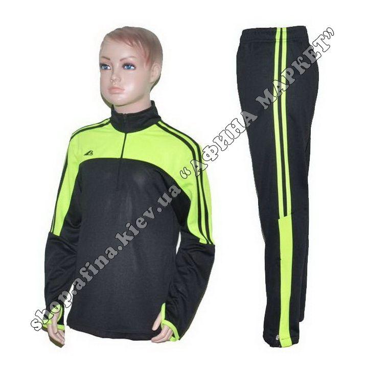 Детский костюм тренировочный B0202-Green БЕСПЛАТНАЯ ДОСТАВКА. Отправка в день заказа. Звоните: 0500477432, 0934000825