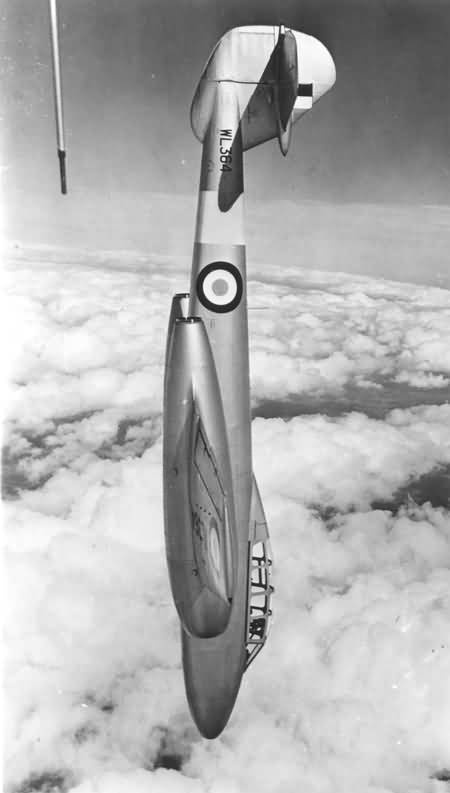 Gloster Meteor T.Mk.7 (WL364) Royal Air Force