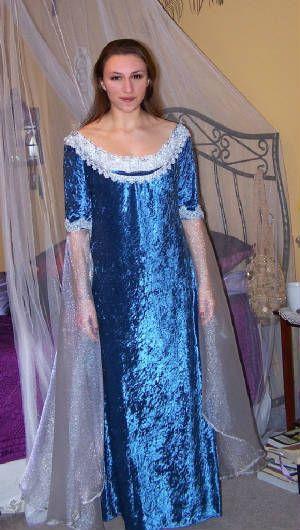 Arwen's Requiem Dress by CostumeGurly