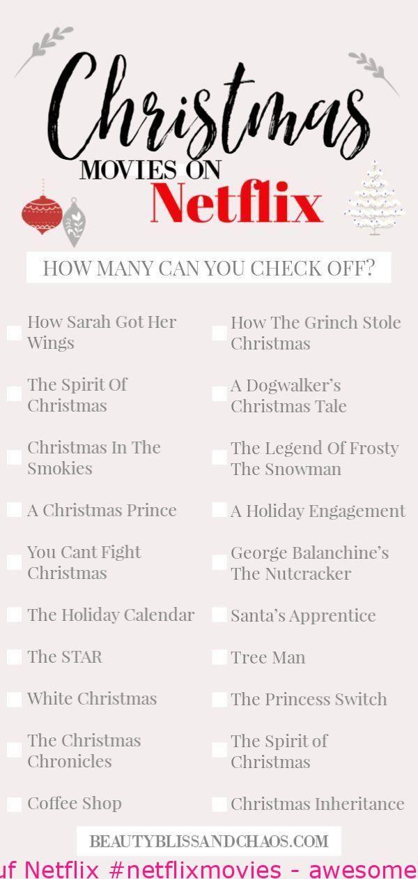 Christmas Movies 2018 Weihnachtsfilme Auf Netflix Netflixmovies Awesome In 2020 Best Christmas Movies Netflix Christmas Movies Christmas Movies