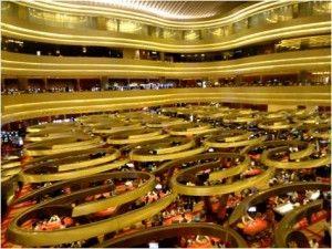 Qué ver en Singapur-Casino hotel marina sands bay