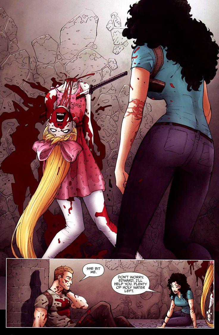 Anita Blake, Vampire Hunter: Guilty Pleasures 12 Page 15