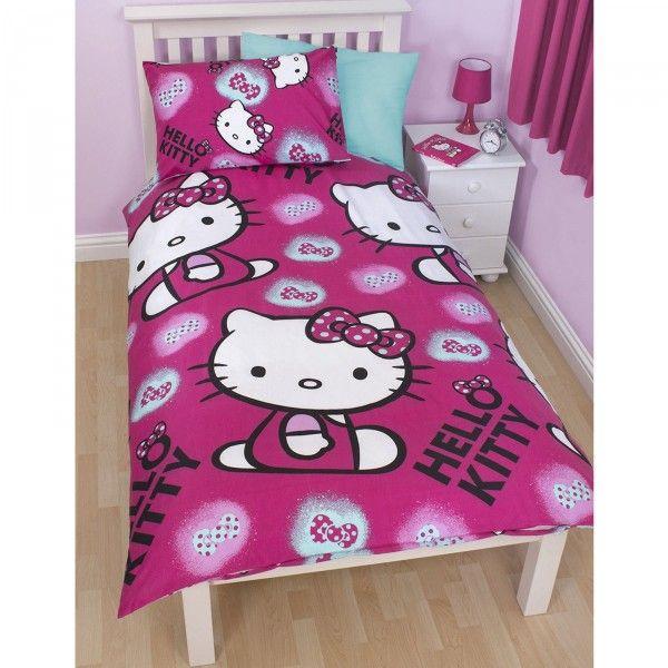 Parure de lit Hello Kitty