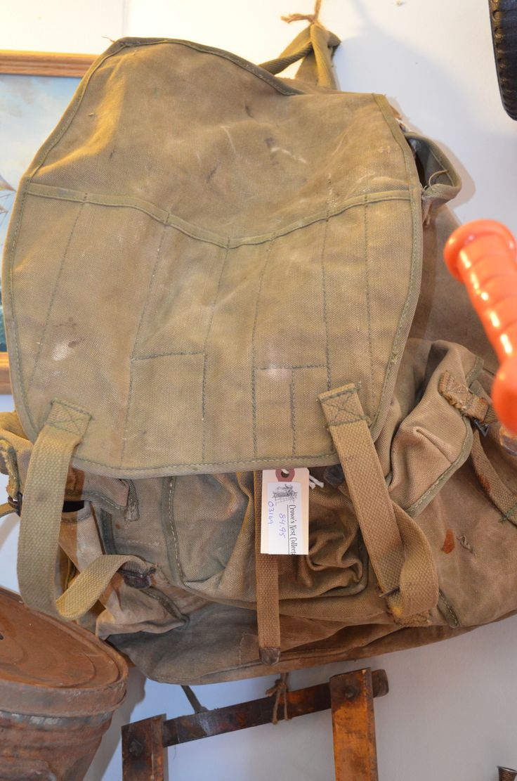 Canvas Rucksack  http://cnctbay.wix.com/crowe-s-nest