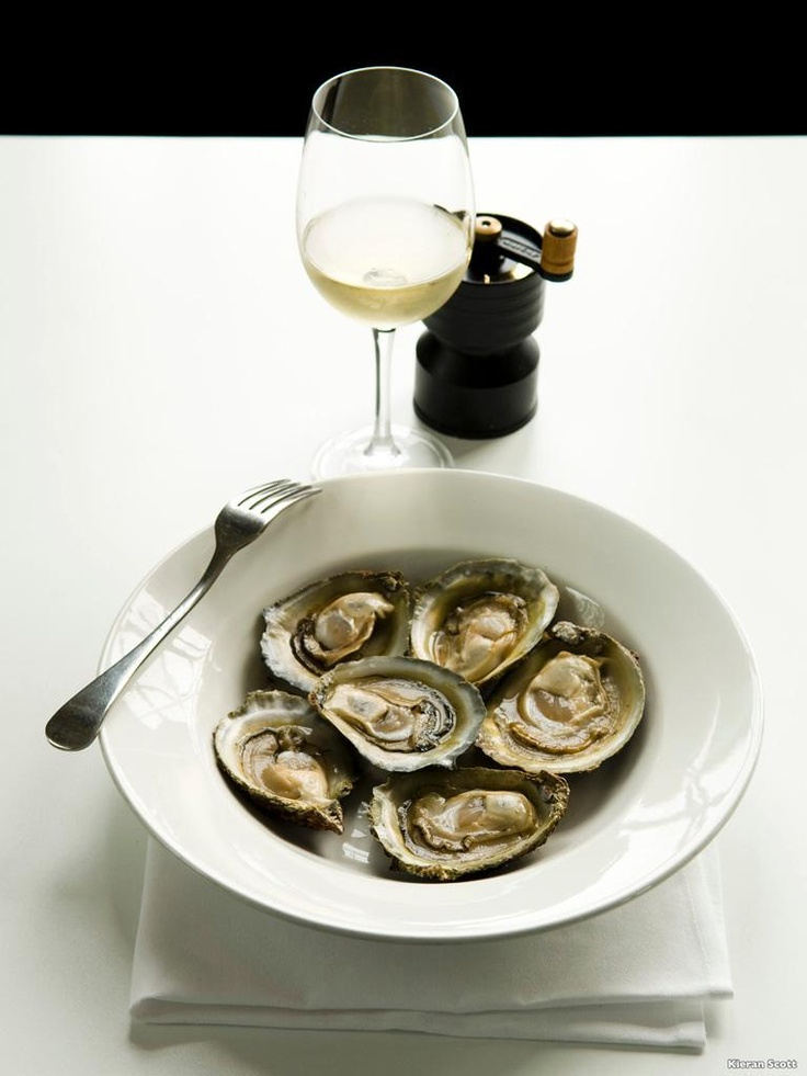 Bluff Oysters... from Bluff #NewZealand located at the bottom of the South Island.