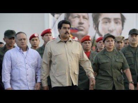 ULTIMA HORA GOLPE DE ESTADO EN VENEZUELA, FUERZAS MILITARES Y CIVICAS UN...