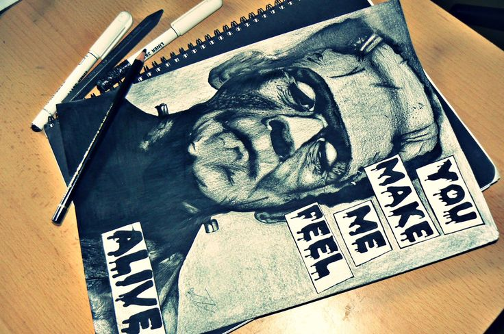 #frankenstein #drawing #fabercastel #centropen