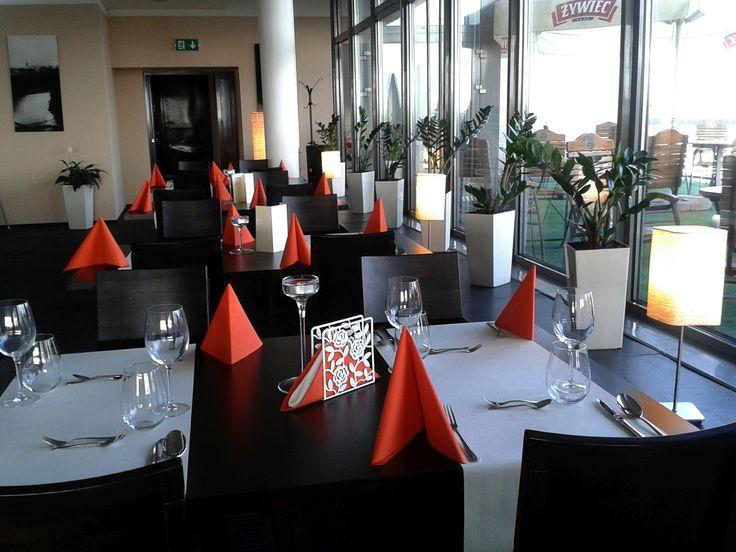 Orange in VIDOK!   www.restauracjavidok.pl Reserve seats + group reservations: marketing@restauracjavidok.pl