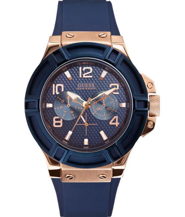 Guess W0247G3 Men's Watch