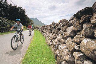 Randonnée à vélo dans Cadair Idris © Visit Wales 2013
