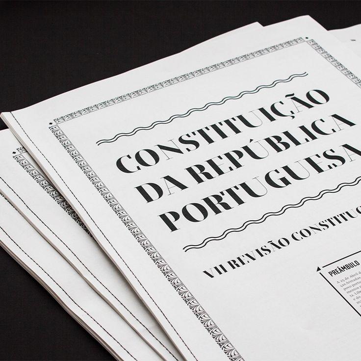 Constituição da República Portuguesa - Another Collective