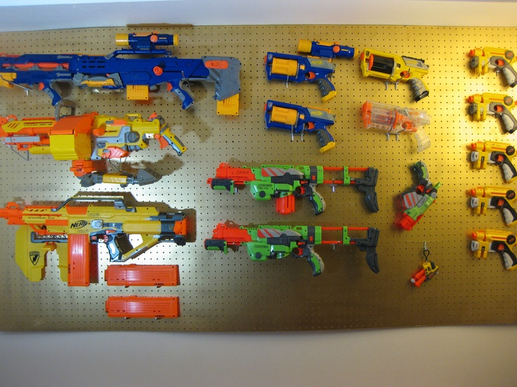 21 Best Nerf Images On Storage Party