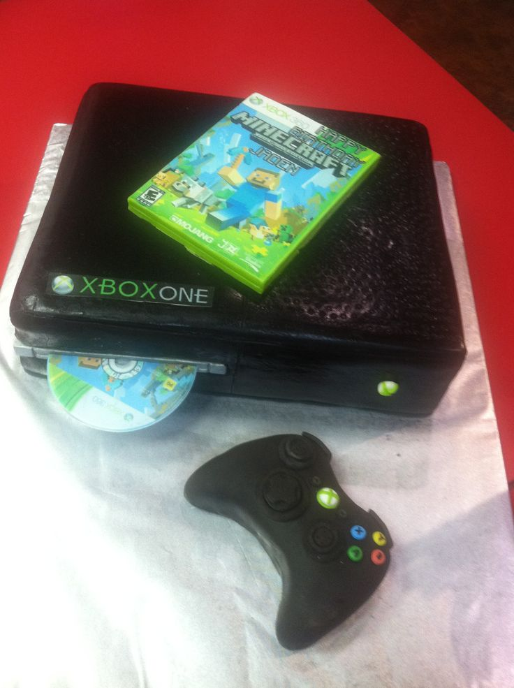 Xbox One Cake Designs : Best 25+ Xbox cake ideas on Pinterest Xbox party food ...