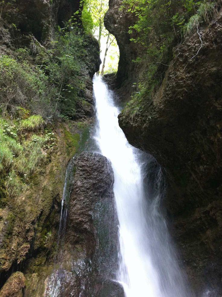 Hinanger Wasserfälle http://bergtouren-im-allgaeu.de/portfolio/wasserfaelle-und-baeche