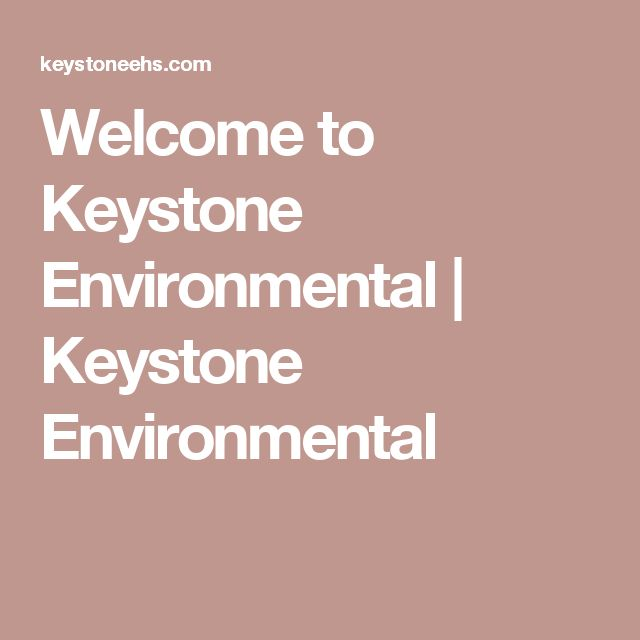 Welcome to Keystone Environmental | Keystone Environmental