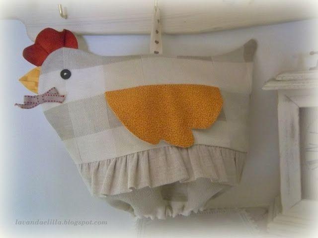 Lavanda e Lillà: Galline Porta Sacchetti, Sal Alfabeto, Estrazione Cuore di San Valentino