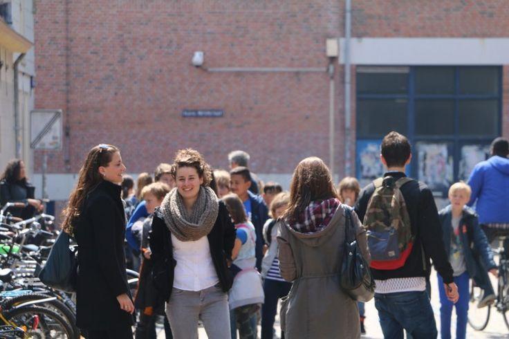 Stichting Move laat kinderen de wereld verbeteren