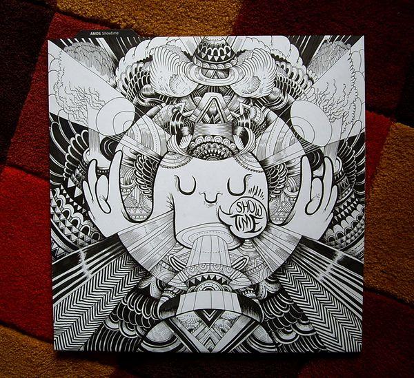 Iain Macarthur - CD Cover design