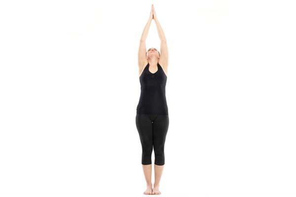 Yoga For Weight Loss - Tadasanam
