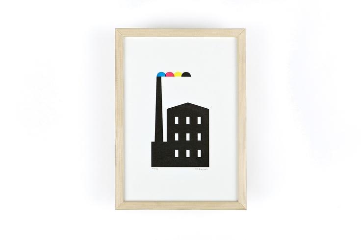 Print from Furnish Copenhagen - @Jez Burrows
