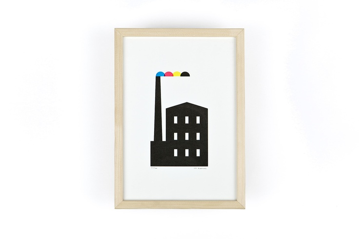 Print from Furnish Copenhagen - @Jez Burrows