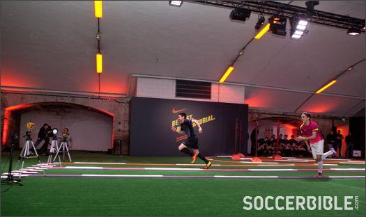 Ibrahimovic And van der Wiel Headline #BeMercurial Paris : Football News : Soccer Bible