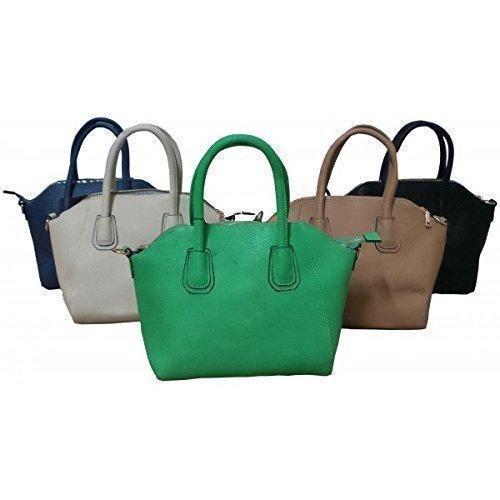 Oferta: 11.99€. Comprar Ofertas de MWS639 - Bolso de mano y de hombro moda y tendencia piel sintética calidad alta mod.gaia 6 colores (GRIS) barato. ¡Mira las ofertas!