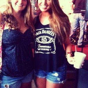Tops - Jack Daniels tank