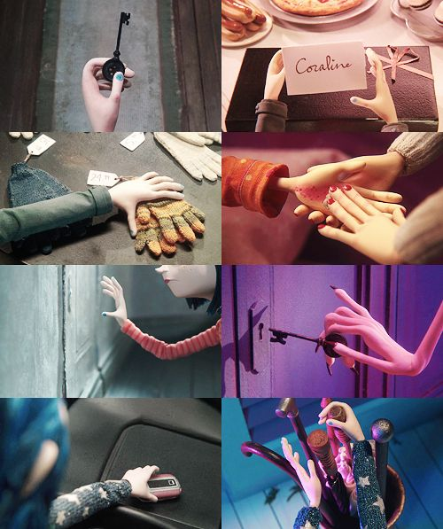 Coraline  The best movie! <3