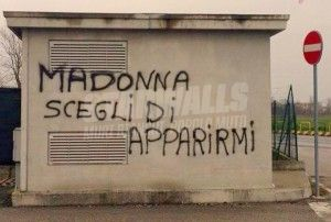 Star Walls - Scritte sui muri. — Scegli me