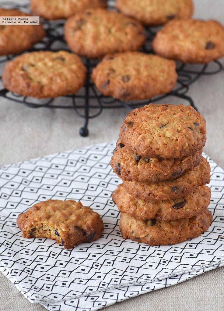 Te explicamos paso a paso, de manera sencilla, la elaboración de las galletas de espelta, avena, almendra y chocolate. Ingredientes, tiempo de elaboración