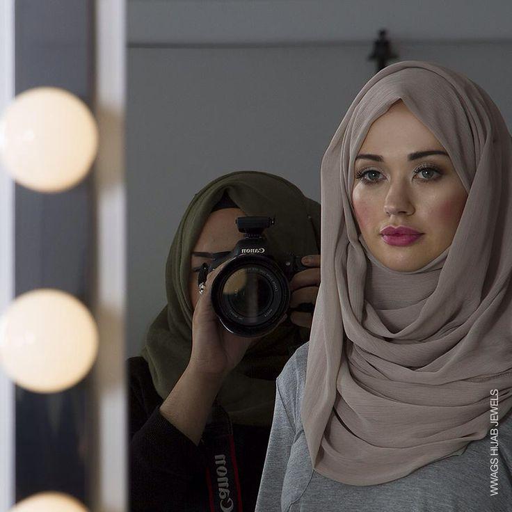 Hijab beauty.